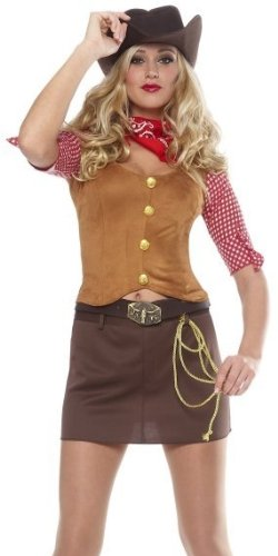 Sexy Gunslinger Costume