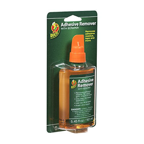 Duck Brand 527263 Adhesive Remover 5.45-Ounce Bottle with Scraper Cap (Duck Adhesive Remover compare prices)