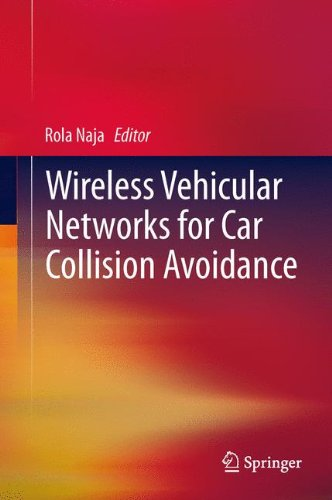 Wireless Vehicular Networks for Car Collision Avoidance
