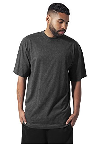 Tall Tee charcoal M