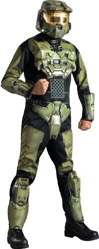 Deluxe Halo 3 Master Chief Adult Costume