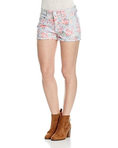 Springfield Shorts [Blu Chiaro/Rosa]