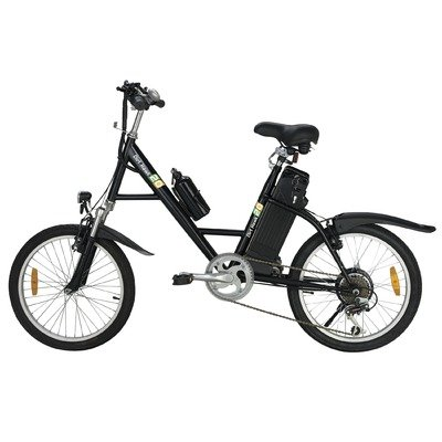 Buy Low Price Yukon Trails Dirt Hawk Electric Bike (20-Inch) (MS-EBLAY20)