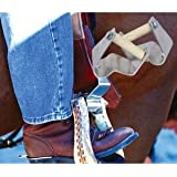 Cashel Show Equitation Western Saddle Stirrups Turner Trail Horse Tack