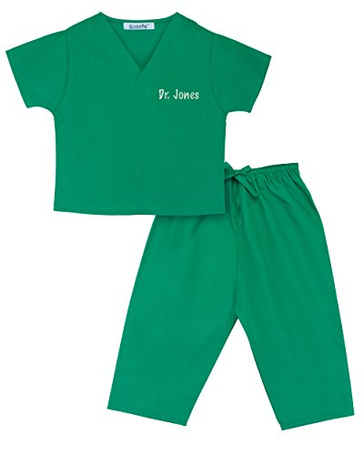 Personalized-Scrubs-for-Baby-and-Children