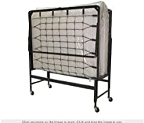 "Hot Sale 48"" Rollaway Bed with Fiber Mattress By Hollywood Bed Frame"