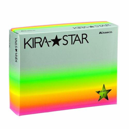 キャスコ(Kasco) KIRASTAR2 イエロー 1ダース