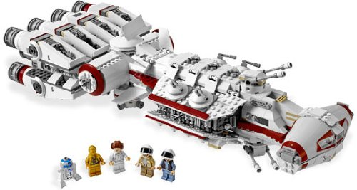 LEGO 10198 Star Wars - Tantive IV