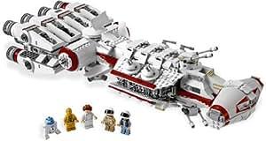 LEGO - 10198 - Jeu de construction - Star Wars - Tantive IV