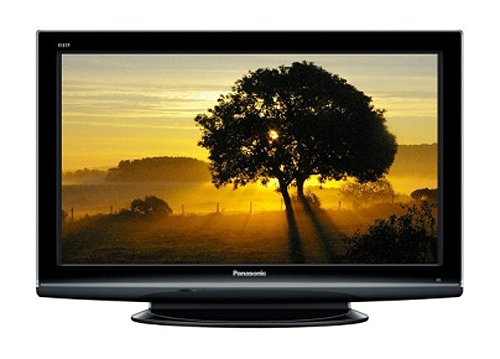 Panasonic TX-P37X10B 37-inch Widescreen HD Ready Plasma TV with Freeview