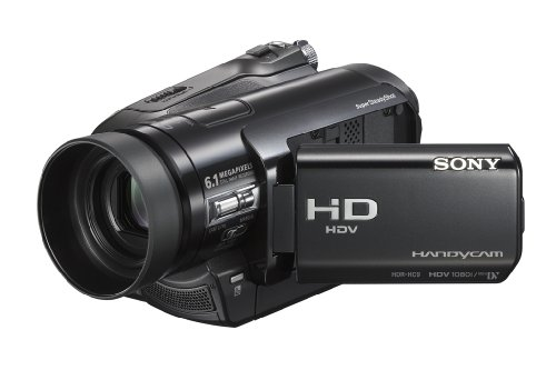 Sony HDRHC9E Mini DV Full HD Handycam