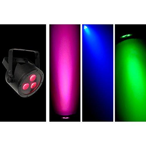 Chauvet Lighting Slimparhex3Irc Led Lighting