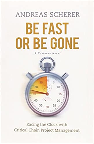 Project Management books: Be Fast or Be Gone