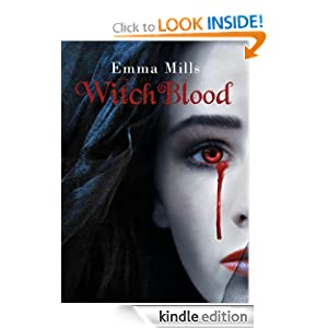 Kindle Book Bargains: Witchblood (Witchblood Series), by Emma Mills