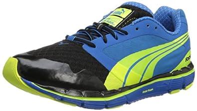 PUMA Men's Faas 500 V2 Running Shoe,Brilliant Blue,10 D US