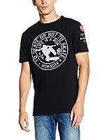 ZZ_Meltin Pot Camiseta Manga Corta (Negro)