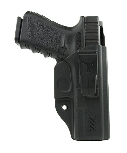New Blade-Tech Industries Klipt Glock 43 IWB Holster, Black, Right