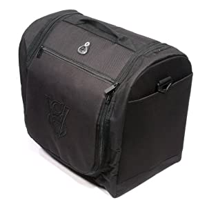 Buy Homiegear Authentic Carrier 24 Hat Storage Unit for New Era Caps With Padded Pouch by Homiegear