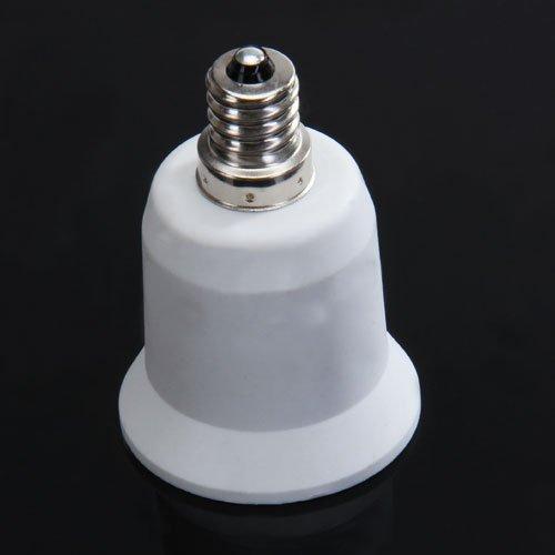 5pcs Candelabra Light Bulb Lamp Socket Enlarger Adapter