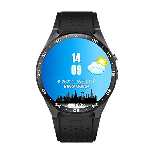 new-silk-carretera-kw88-3-G-WIFI-Bluetooth-SmartWatch-Telfono-Reloj-Inteligente-Android-51-tarjeta-SIM-con-GPS-cmara-de-2-m-frecuencia-cardiaca-Google-mapa-Google-Play-anti-lost-negro