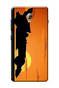 Lenovo Vibe P1 Designer Case Kanvas Cases Premium Quality 3D Printed Lightweight Slim Matte Finish Hard Back Cover for Lenovo Vibe P1