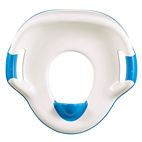 The First Years Soft Grip Trainer Seat, Blue (Potty Seats compare prices)