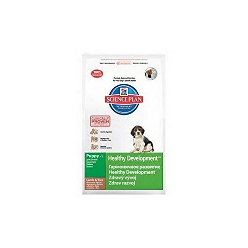 Hill's Science Plan Healthy Development Puppy Food with Lamb and Rice (3kg) (Iams Puppy Food Lamb And Rice compare prices)