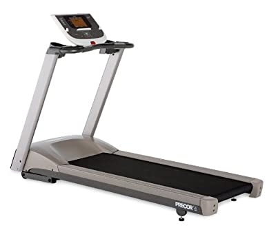 Precor 923 Treadmill With Ground Effects Technology from Precor
