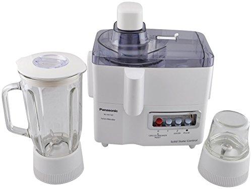 Panasonic MJ-M176P 3-in-1 Juicer/Blender/Grinder Machine, 220 to 240-volt (Juicer 240 Volts compare prices)