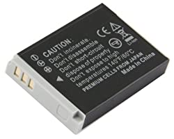 STK's Canon NB-5L NB5L Battery - 1400 mAH for Canon Powershot S100, S110, SX230 HS, SX210 IS, SD790 IS, SX200 IS, SD800 IS, SD850 IS, SD870 IS, SD700 IS, SD880 IS, SD950 IS, SD890 IS, SD970 IS, SD990 IS by STK/SterlingTek