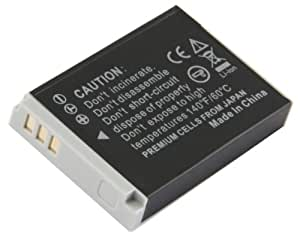 STK's Canon NB-5L NB5L Battery - 1400 mAH for Canon Powershot S100, S110, SX230 HS, SX210 IS, SD790 IS, SX200 IS, SD800 IS, SD850 IS, SD870 IS, SD700 IS, SD880 IS, SD950 IS, SD890 IS, SD970 IS, SD990 IS