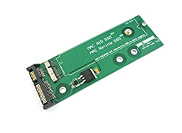 2012 MACBOOK PRO A1398 MC975 + Air MD231-232 SSD to SATA Adapter