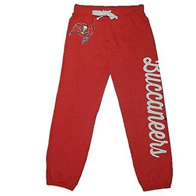 PLUS SIZE NFL TAMPA BAY BUCCANEERS Womens Lounge / Yoga Pants (Vintage Look)