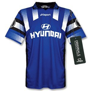 95-96 SV Hamburg Away Jersey