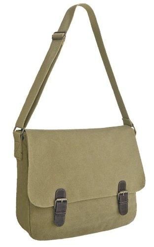 EyeCatchBags - Texas Unisex Heavy Duty Cross Body Messenger Shoulder Bag
