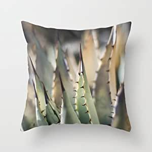 Kirklands Throw Pillow Covers : Amazon.com - Society6 - Agave Throw Pillow by Katie Kirkland
