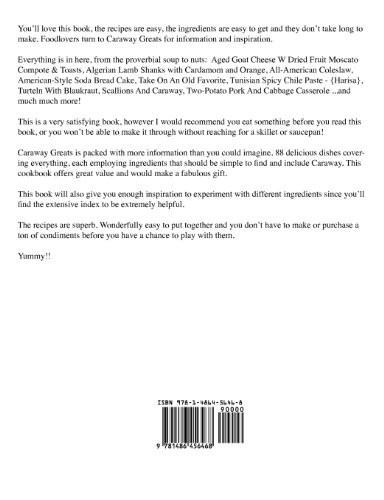 Caraway Greats: Delicious Caraway Recipes, the Top 88 Caraway Recipes
