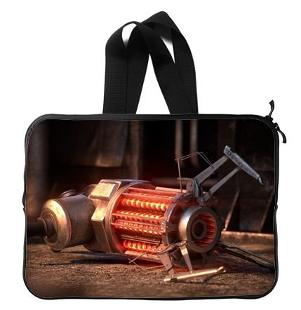 Gravity Gun Half Life Laptop Sleeve 13 / 13.3 Inch for Macbook Pro 13/macbook Air 13 and Laptop Case 13.3 Inch Dell/hp/lenovo/sony/toshiba/ausa /Acer/samsung Laptop Bag