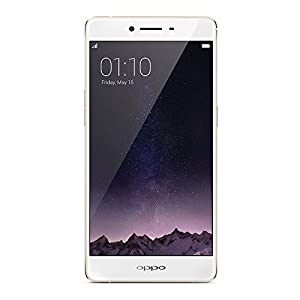 OPPO R7s UK Version Dual SIM-Free 4G Smartphone - Golden (Super AMOLED 5.5
