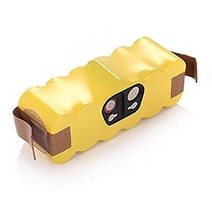 Powerextra Batería de Repuesto 14,4V 3000mAh para iRobot Roomba 500 600 700