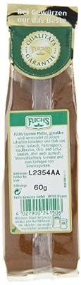 Fuchs Cayenne Pfeffer gemahlen, 2er Pack (2 x 60 g) von FUCHS - Gewürze Shop