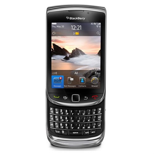 Camerafull Storageunlocked Torch Internal Qwerty Phonewarrantyblack 9800 Blacberry Phone Unlocked