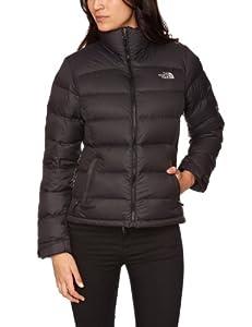 The North Face Women's W Nuptse 2 Jacket - TNF Black, X-Large