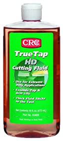 CRC 03400 16oz Truetap Cutting Fluid Heavy Duty Bottle