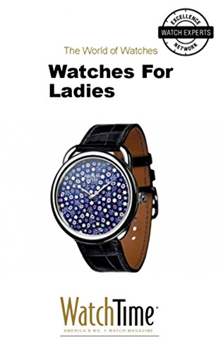 watches-for-ladies-guidebook-for-luxury-watches-english-edition