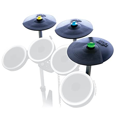 Rock Band 2 Triple Cymbal Expansion Kit  (PS and PS3 compatible)