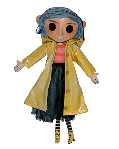 "NECA Coraline Doll, 9"""