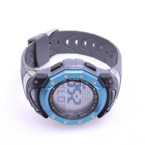 Bestdealusa Multifunctional Digital Chronograph Water Resistant Sport Watch With Alarm Clock