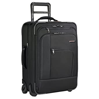 Briggs & Riley Pilot Carry-On, Black, One Size