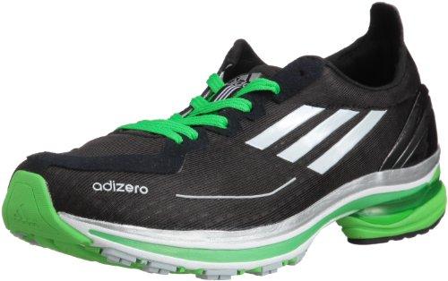 adidas Schuh F50 Runner Frauen, schwarz/grün, 6